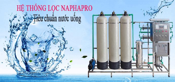 hệ thống lọc nước tinh khiêt